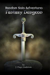 Random Solo Adventure: Fantasy Dungeon